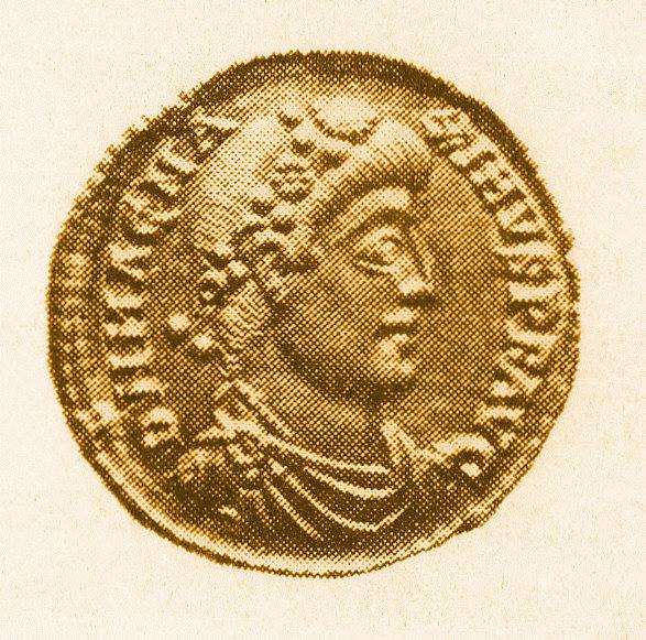 Magnus Maximus coin