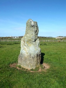 Ty Mawr standing stone