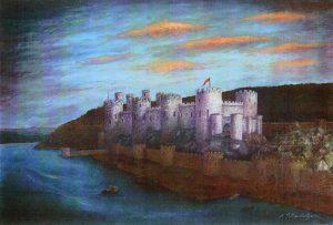 Castell Conwy (KH Banholzer)