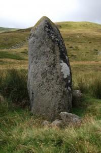 Bwlch y Ddeufaen - stone A (1)