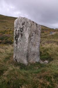 Bwlch y Ddeufaen - stone B (3)