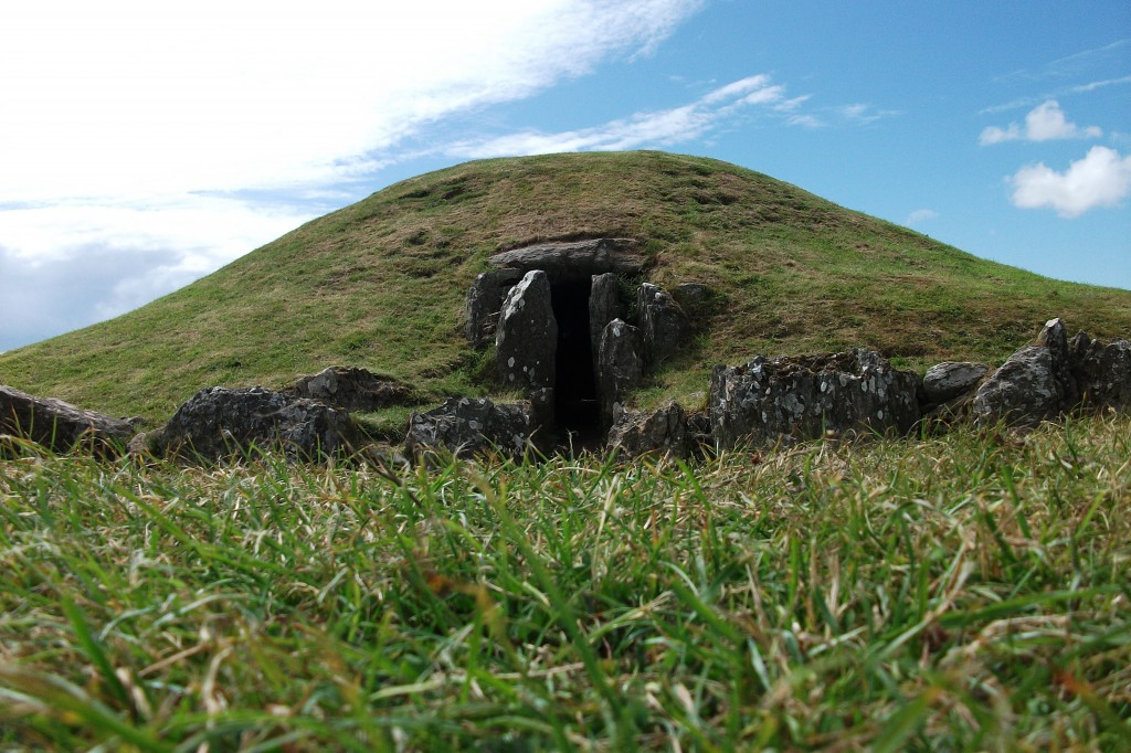 Bryn Celli Du Burial Chamber