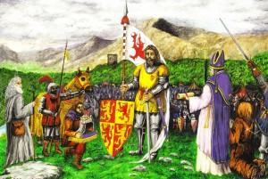 Owain Glyndwr, by K F Banholzer