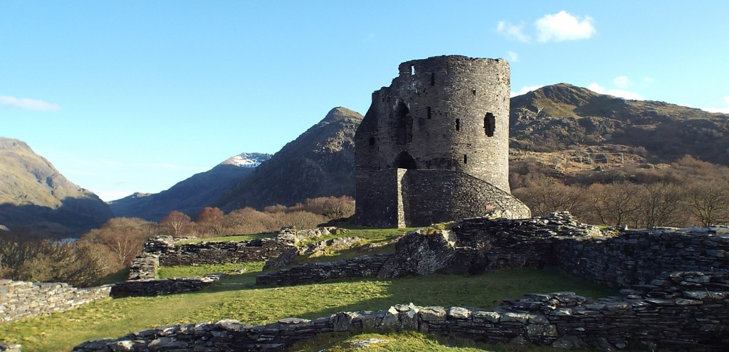Dolbadarn Castle (new) (3) - Copy