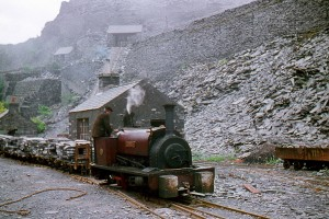 Dinorwic Slate Quarry, narrow gauge railway