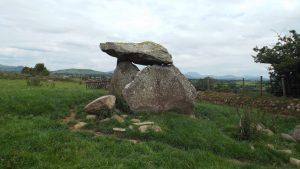 Four Crosses Cromlech