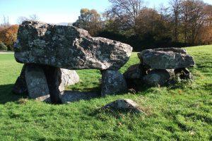Plas Newydd burial chambers
